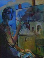 Painting Szczebrzeszyn