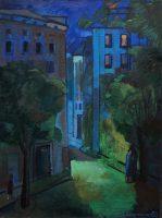 Błękitna ulica