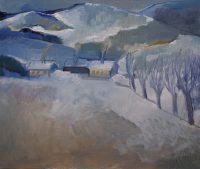 Winter Diptychon, rechts